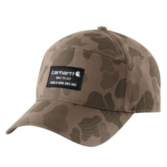 SOLD Carhartt | Rugged Flex Canvas Five-Panel Hat